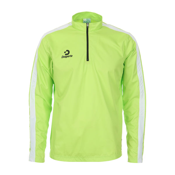 Desporte Half Zip Windshirt, Lime