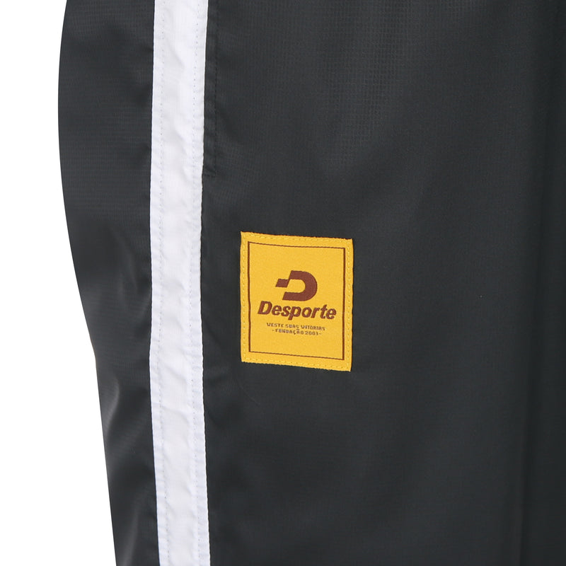 Desporte Windpants, Black, Logo Tag