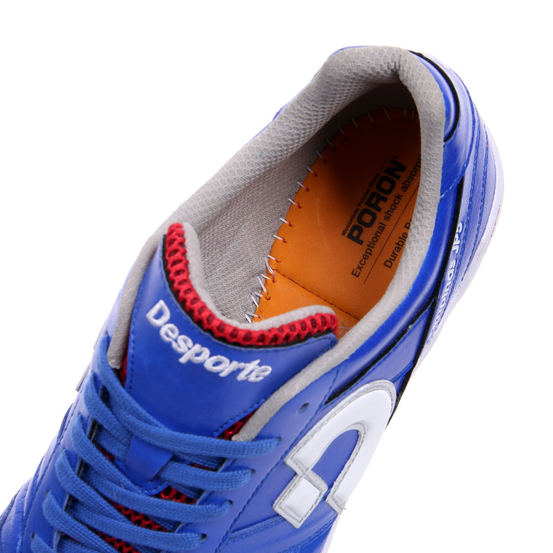 Desporte Campinas JP5 futsal shoe powered by Poron memory foam