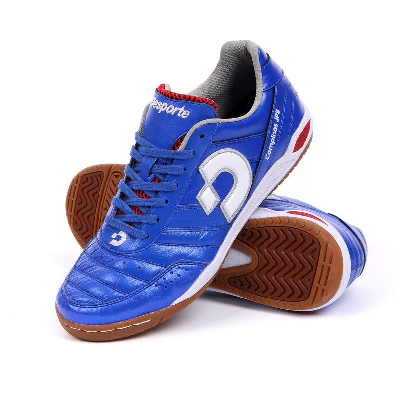 Blue Desporte Campinas JP5 futsal shoes