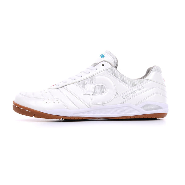 White Desporte futsal shoe