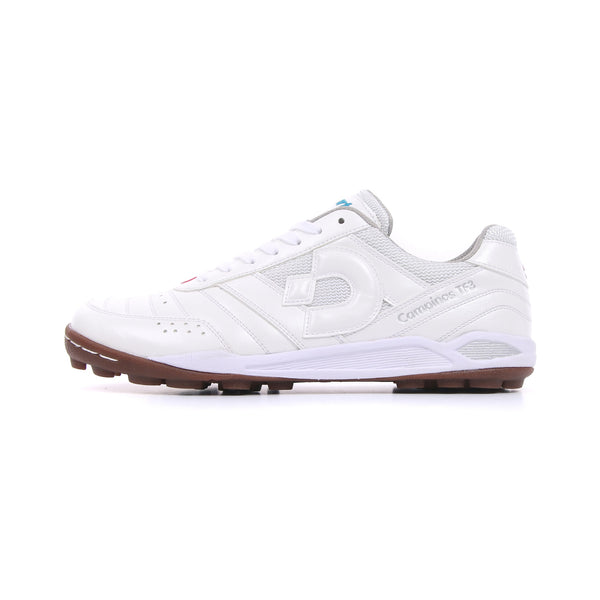Desporte white football shoe