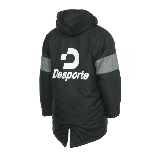 Desporte Hooded Winter Coat DSP-WP14SL, back logo