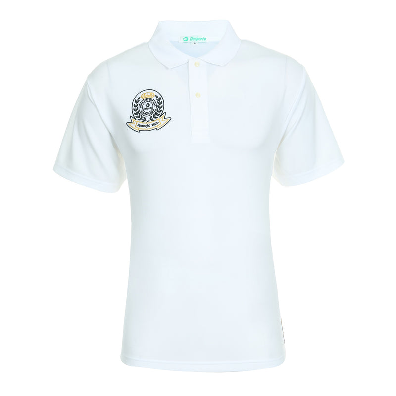 Desporte dry polo shirt, DSP-CP010, white