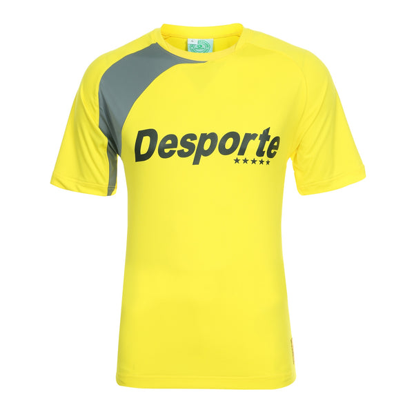 Desporte practice shirt, DSP-BPS-20, yellow