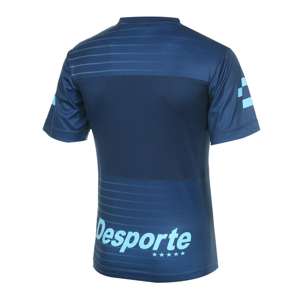 Desporte practice shirt, DSP-BPS-21, navy, back view