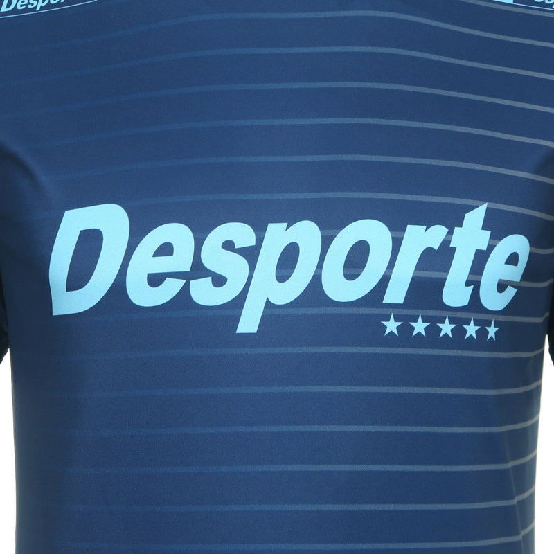 Desporte practice shirt, DSP-BPS-21, navy, chest logo