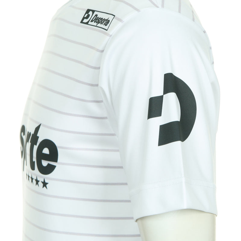 Desporte practice shirt, DSP-BPS-21, white, side view
