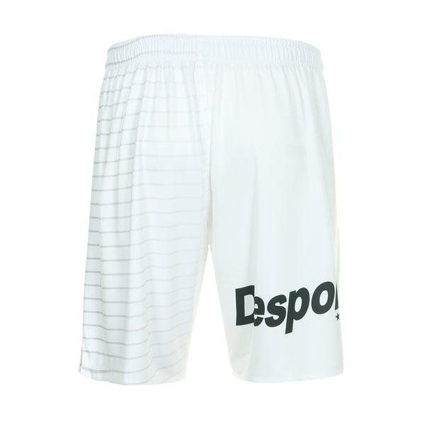 Desporte practice shorts, DSP-BPSP-21, white, back view