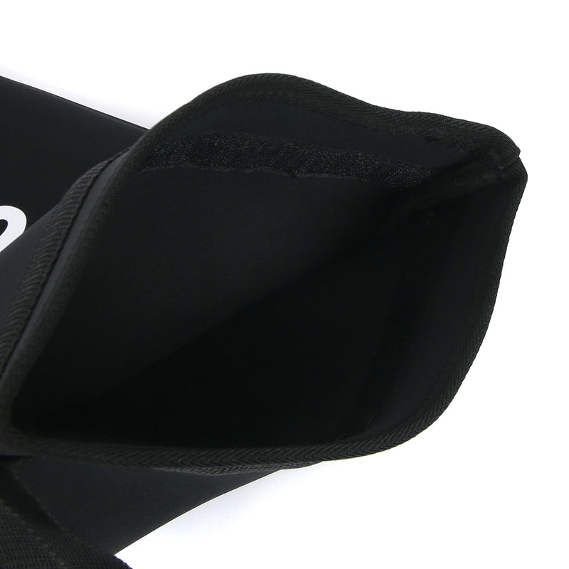 Desporte Shoe Bag DSB-006, Black/White, Velcro Tape Access