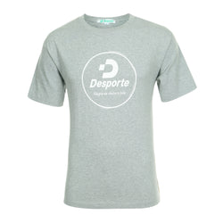 Desporte cotton heavyweight T-shirt, DSP-T42, gray