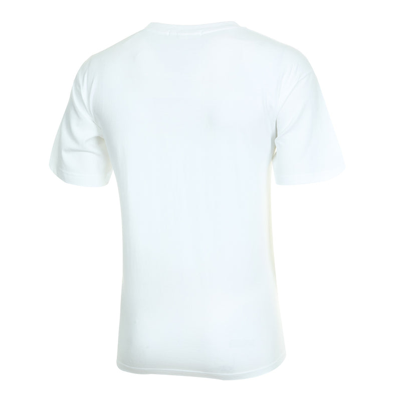 Desporte cotton heavyweight T-shirt, DSP-T42, white, back view