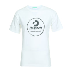 Desporte cotton heavyweight T-shirt, DSP-T42, white