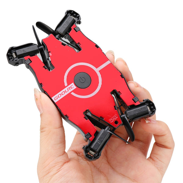 Ultrathin Foldable Drone
