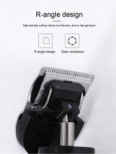 Cordless Close Cutting T-Blade Trimmer
