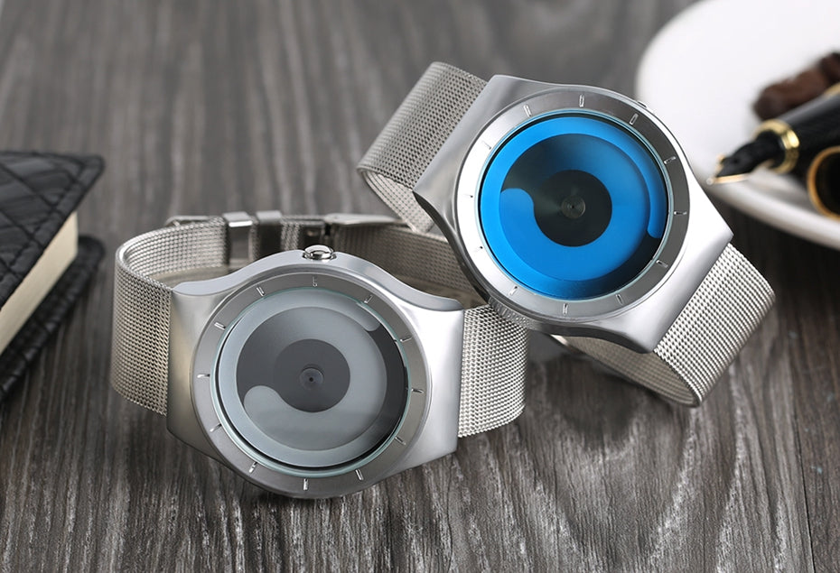 Rotating Pointer Watches