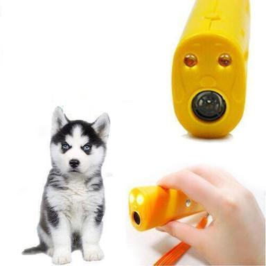 LED Ultrasonic Dog Trainer