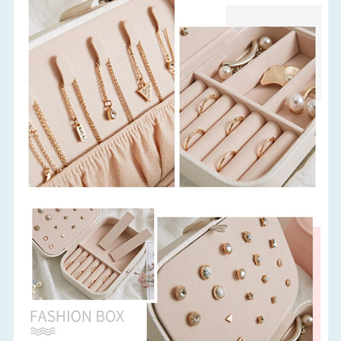 Jewelry Organizer Case