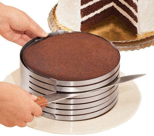 Cake Cutter Slicer Mold Round Shape