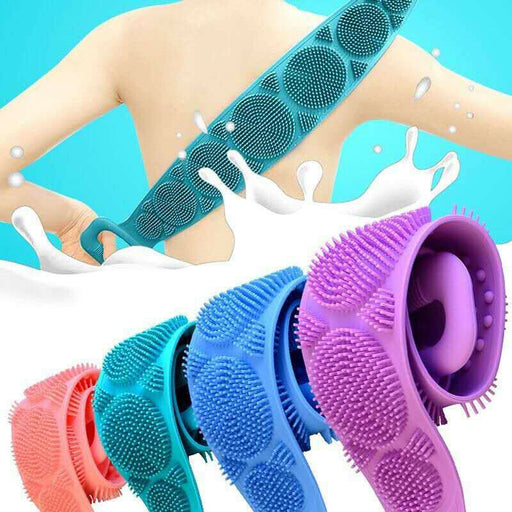Magic Silicone Shower Brush