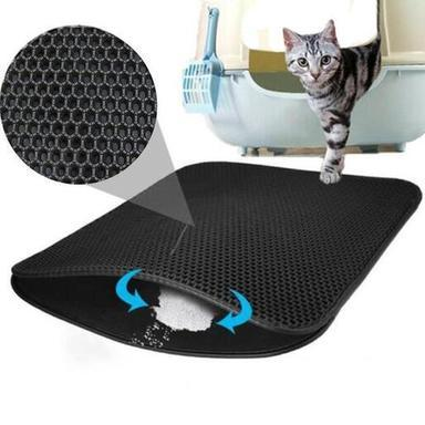 Purr-Fect Cat Double Litter Mat