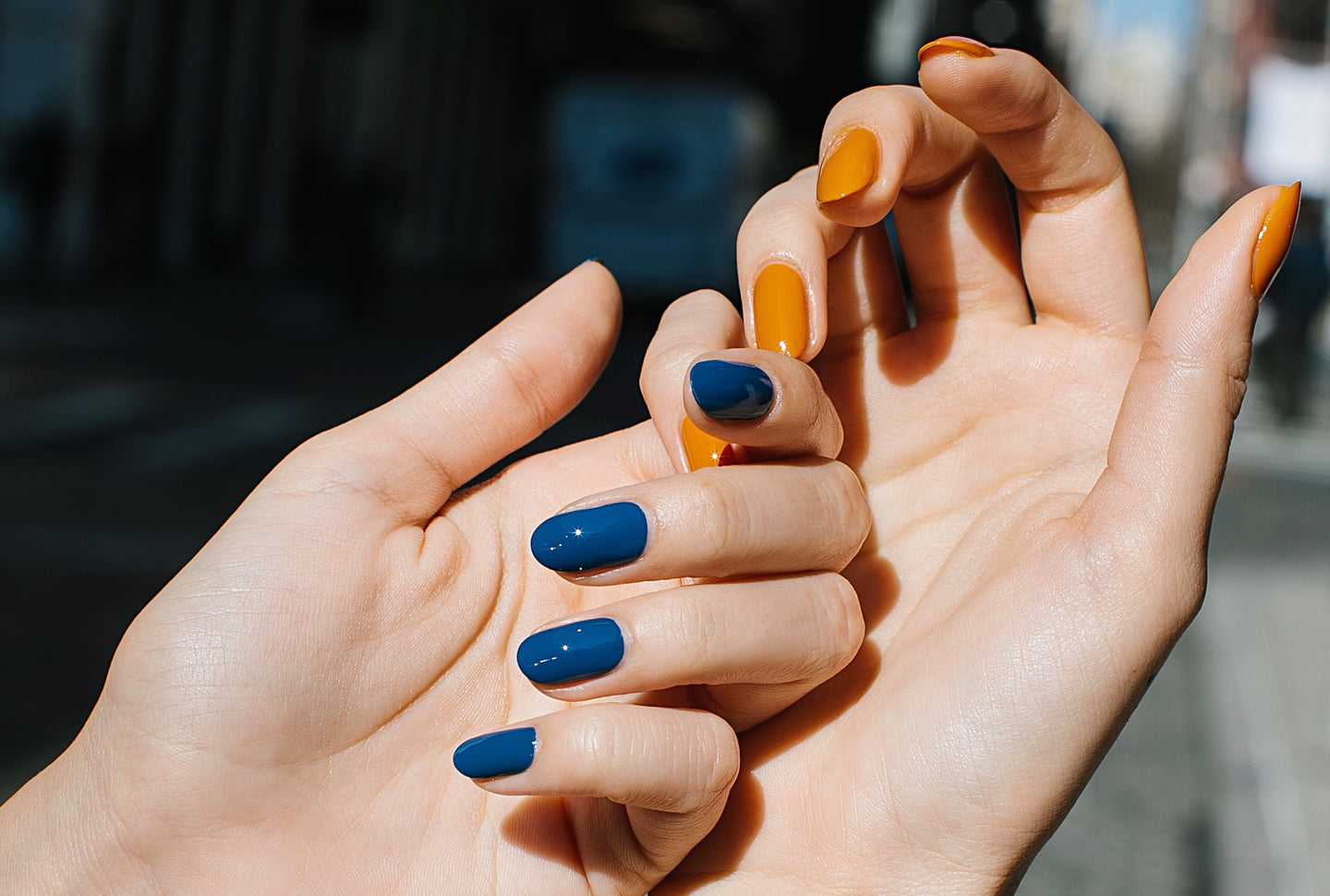 Nail Inspiration: The Story Behind Our Fall–Winter 2020 Power Couple