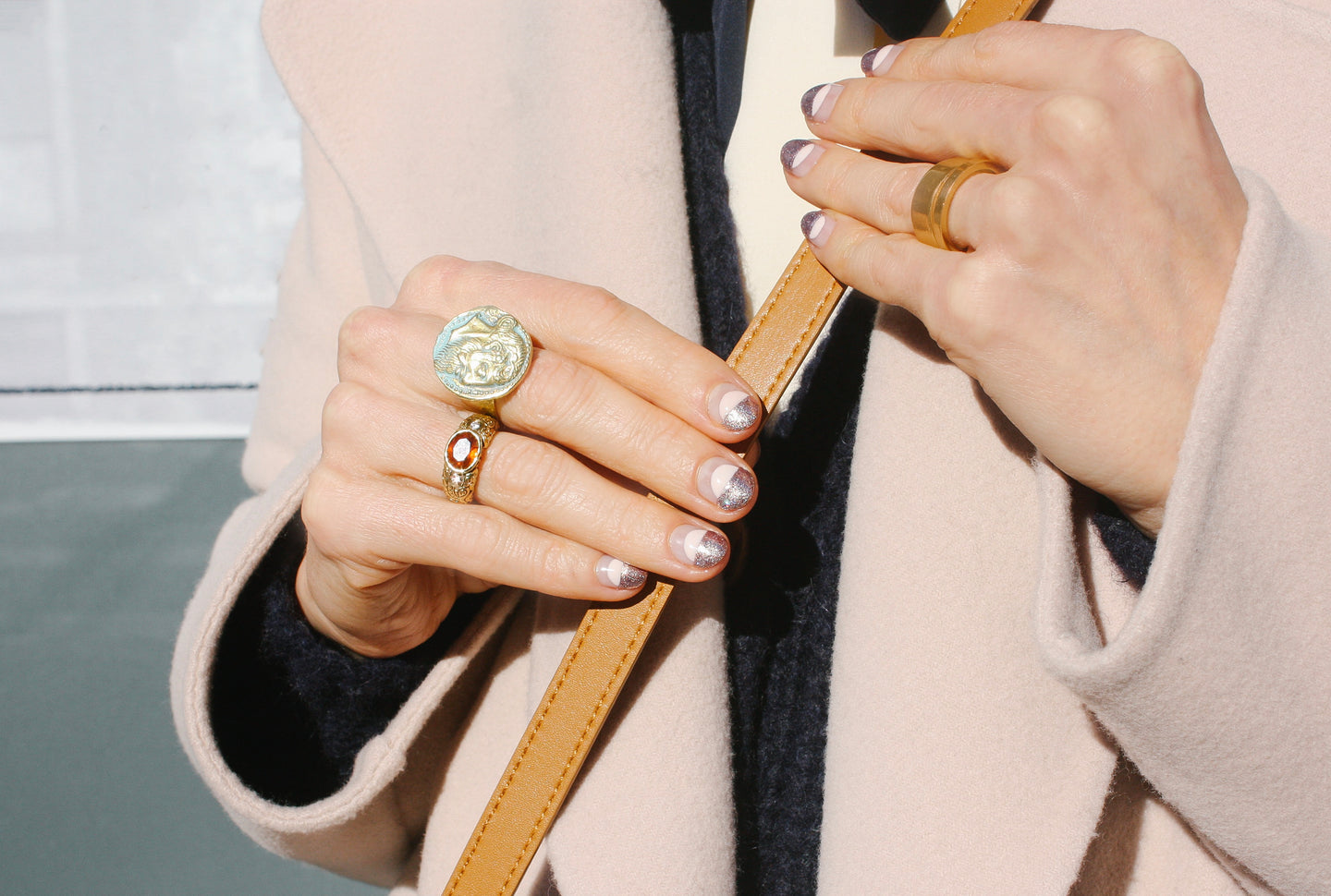 Nails of New York: Indre Rockefeller