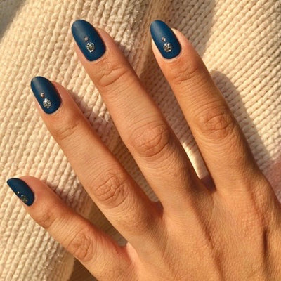 The 6 Hottest Winter Nail-Art Trends That Will Surely Warm You Up This Season