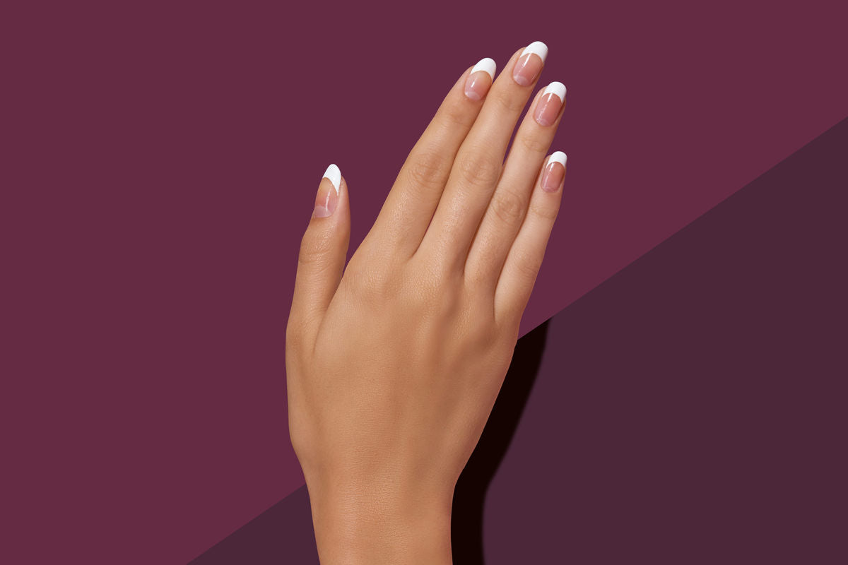 French Manicures Made Modern