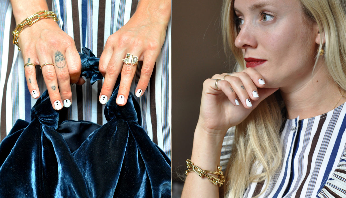 Nails of New York: Kate Foley Osterweis