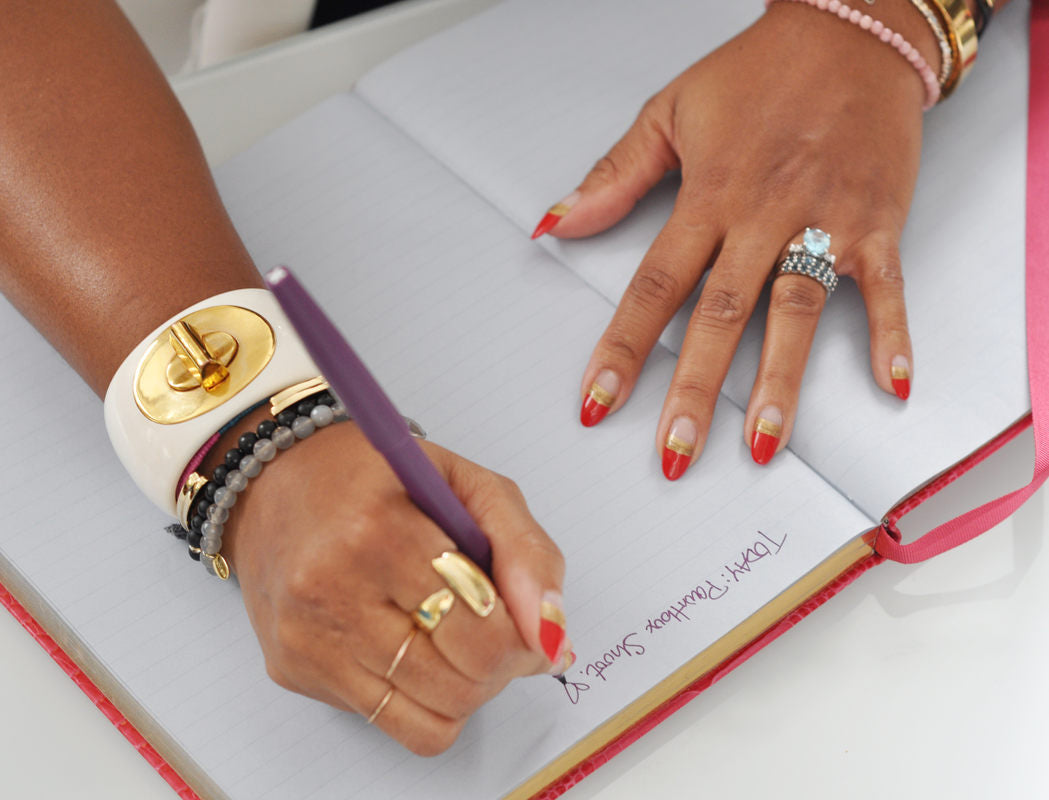 Nails of New York: Tiffani Carter-Thompson