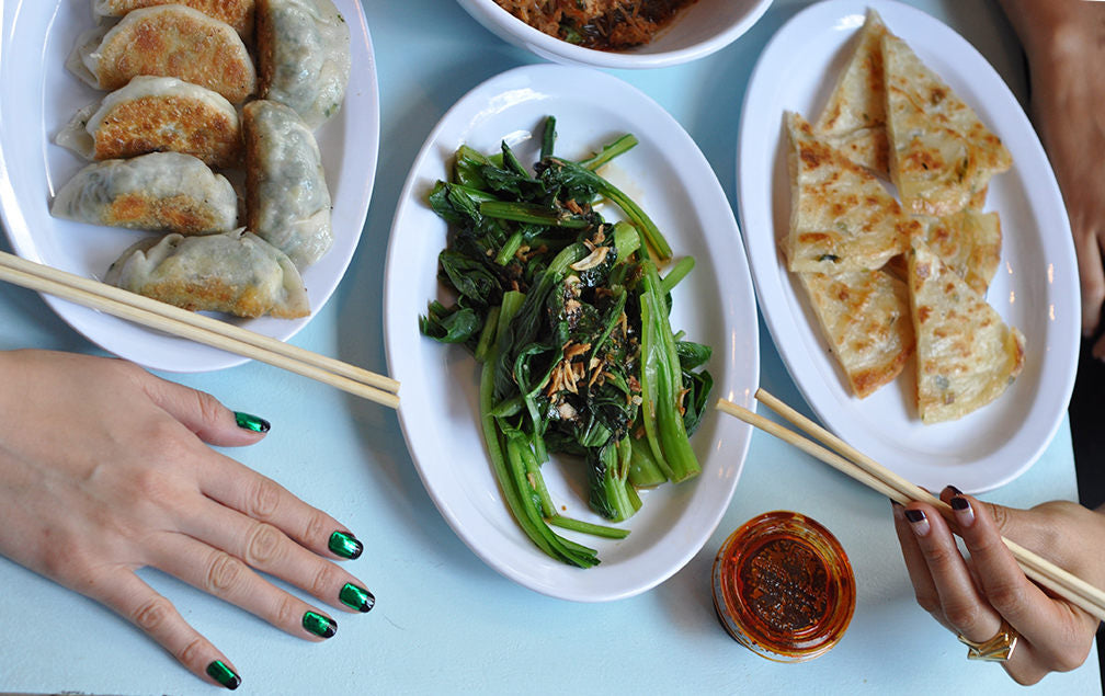 Nails of New York: Marian and Hannah Cheng