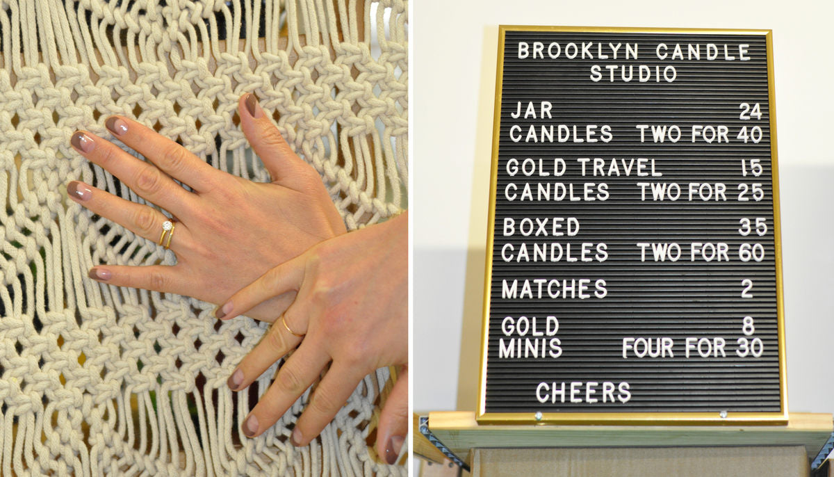 Nails of New York: Tamara Mayne