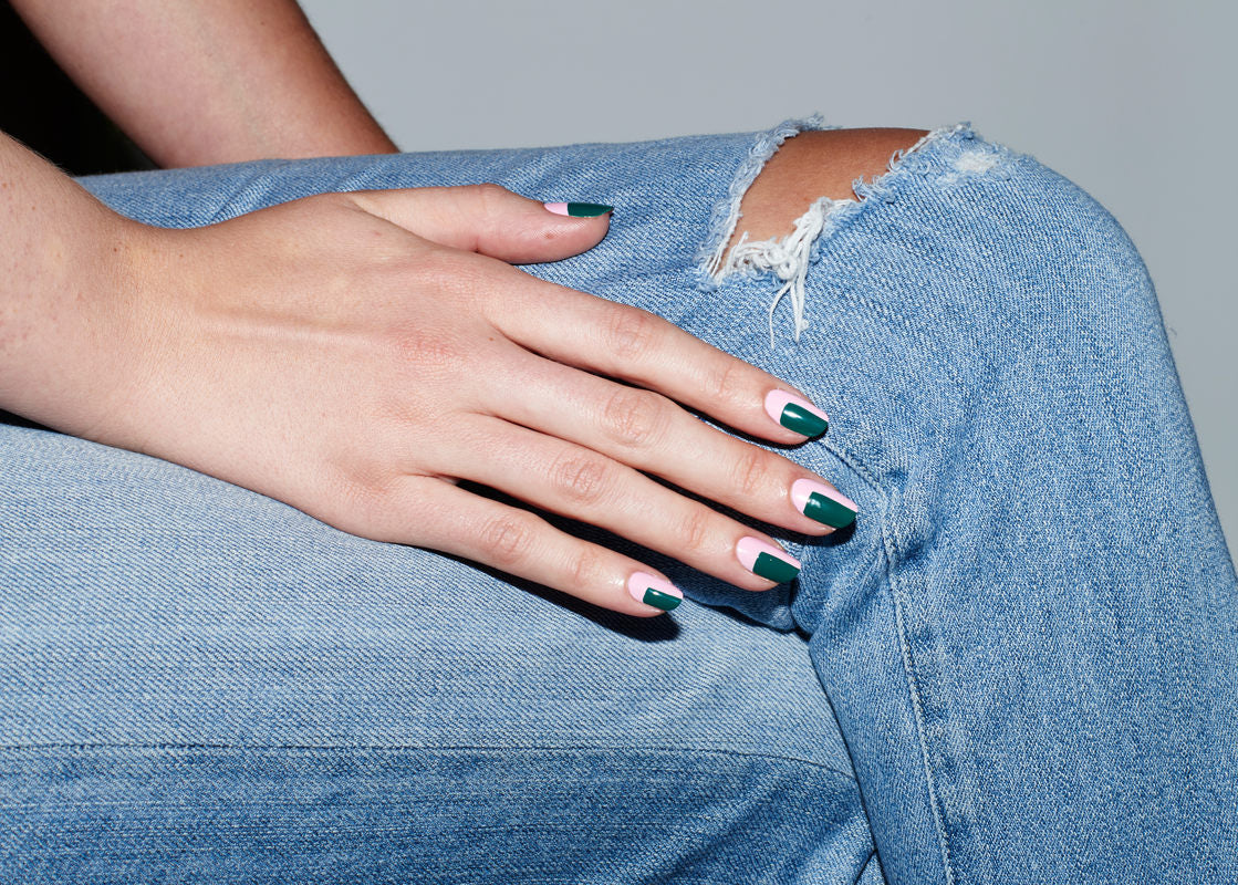 Spring's Top Looks for Shorter Nails