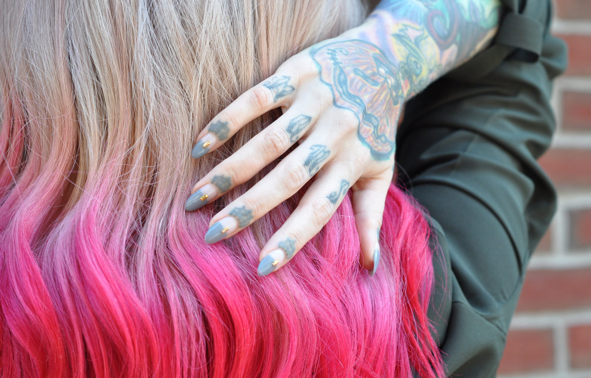 Nails of New York: Megan Massacre
