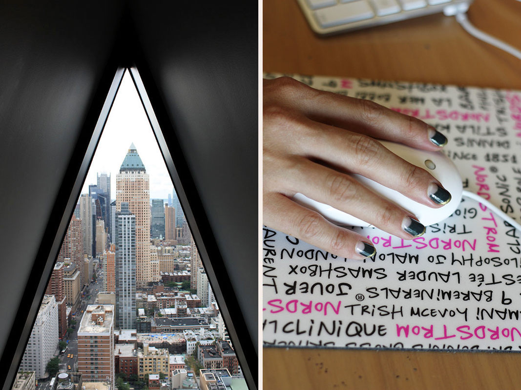 Nails of New York: Leah Wyar Romito