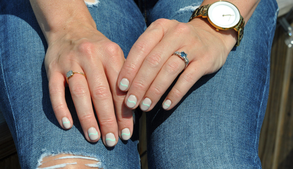 Nails of New York: Angela Popplewell
