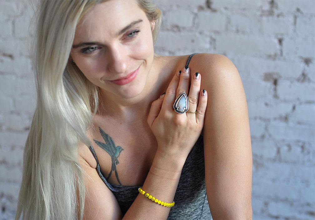 Nails of New York: Heather Andersen