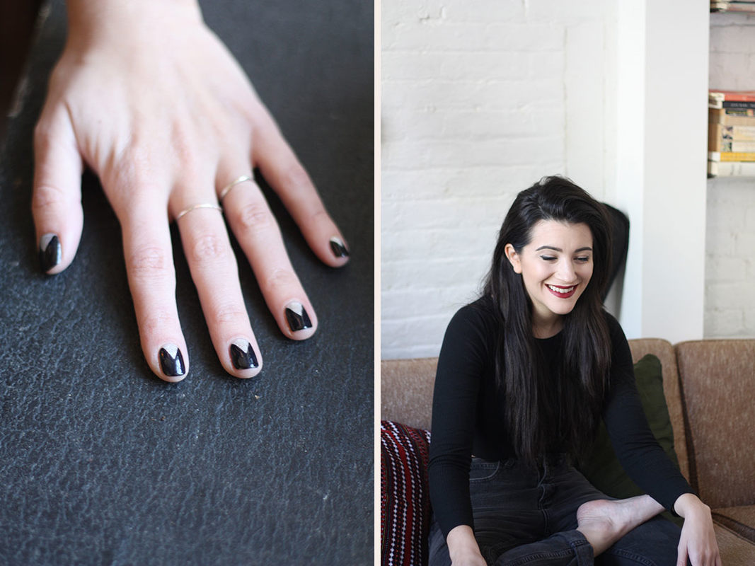 Nails of New York: Alex Winston