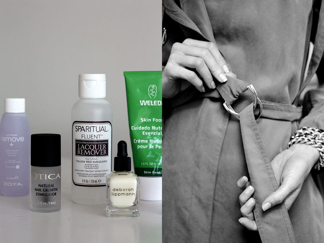 Tried and True: Must-Haves for Healthy Nails