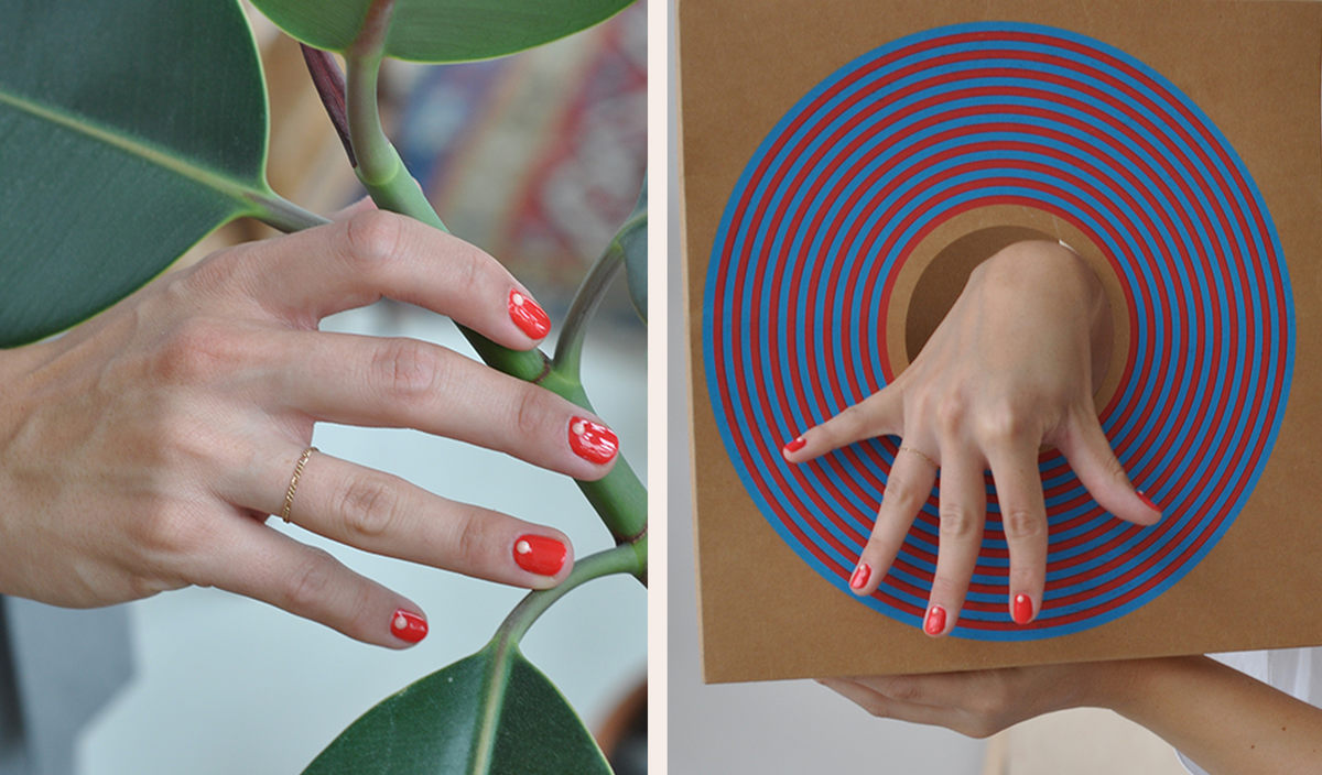 Nails of New York: Lotta Nieminen
