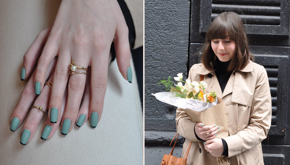 Nails of New York: Rachel Schwartzmann