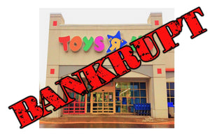 Why did Toys R Us go out of business?