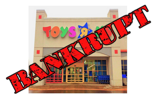 Text - Why did Toys R Us go out of business?