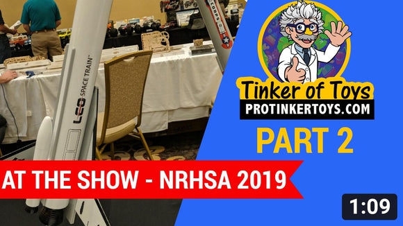 Person - NRHSA 2019 - Behind the scenes Part 2
