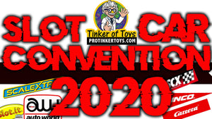 Planning a Slot Car Convention