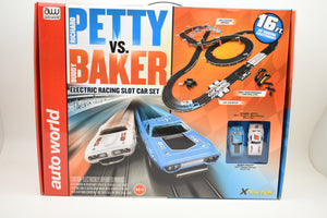 Richard Petty vs Buddy Baker HO Scale | Auto World-Toys & Hobbies:Slot Cars:HO Scale:1970-Now-ProTinkerToys.com