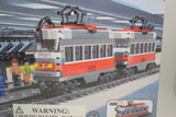 PCS Bullet Passenger Train and Station - Railroad Conveyance Trains Electric Deluxe-Toys & Hobbies:Building Toys:LEGO Building Toys:LEGO Complete Sets & Packs-ProTinkerToys.com