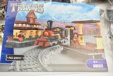 Steam Locomotive and Station - Railroad Conveyance Trains-Toys & Hobbies:Building Toys:LEGO Building Toys:LEGO Complete Sets & Packs-ProTinkerToys.com