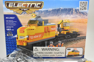 Diesel Switcher w/ Flat Car - Railroad Conveyance Trains Electric Deluxe-Toys & Hobbies:Building Toys:LEGO Building Toys:LEGO Complete Sets & Packs-ProTinkerToys.com